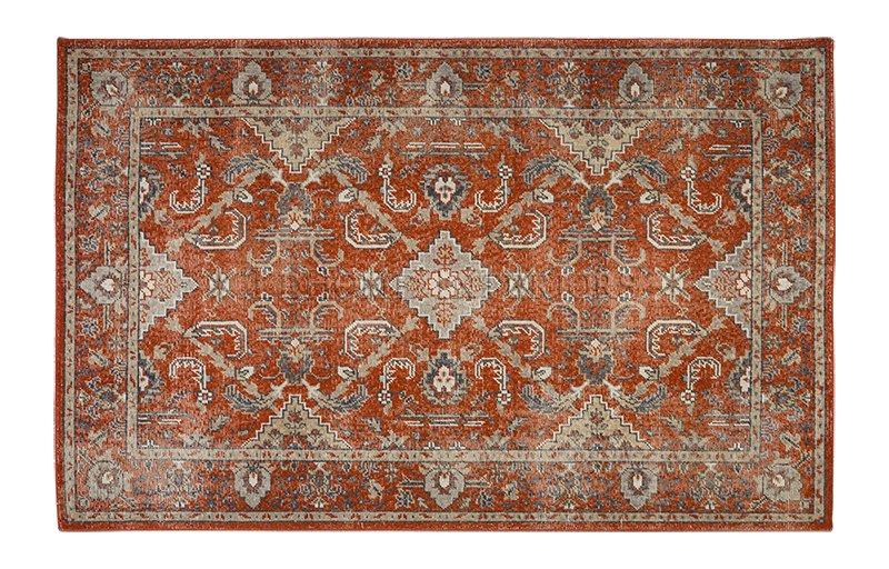 Безворсовые ковры ручной работы